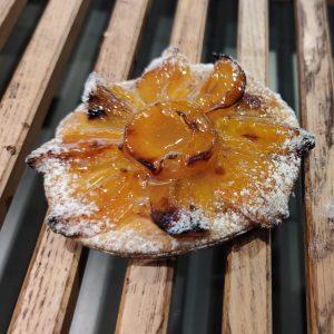 feuilleté abricots