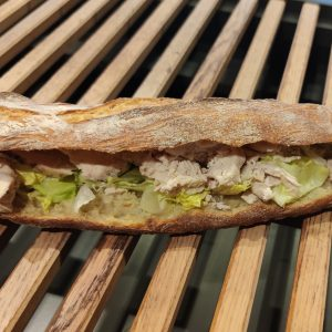 sandwich poulet mayo