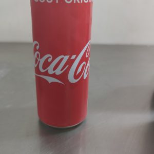 Coca canette 33cl
