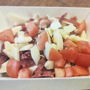 Salade endive Comté